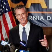 États-Unis : le gouverneur démocrate de Californie parvient à se maintenir à son poste