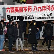 Hongkong : 9 militants pro démocratie condamnés pour avoir contribué à la mémoire de Tiananmen