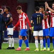 Foot : Diego Simeone soutient Griezmann