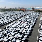 La reprise se fait attendre sur le marché automobile européen
