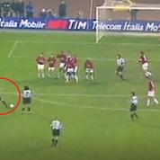 Le superbe coup franc de Del Piero face à l'AC Milan en 1998