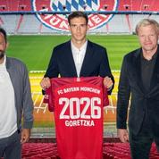 Le journal du mercato : Le Bayern blinde Leon Goretzka, Bruno Fernandes en passe de prolonger avec Manchester United