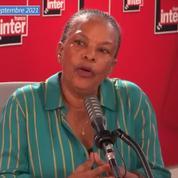 Présidentielle 2022 : «La gauche est trop nombreuse», juge Christiane Taubira, qui ne sera pas candidate