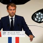40 ans du TGV: Macron «donne» 200 millions à la SNCF pour doper le TGV