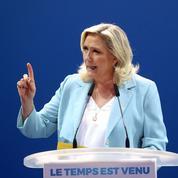 Présidentielle 2022 : Marine Le Pen «alerte» Emmanuel Macron sur le financement de la campagne