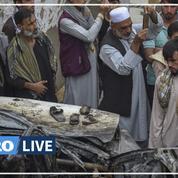 Les États-Unis reconnaissent une bavure à Kaboul, résultat d'«une erreur tragique»
