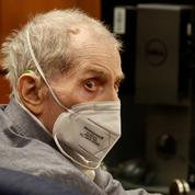 Le richissime héritier américain Robert Durst reconnu coupable du meurtre de sa meilleure amie