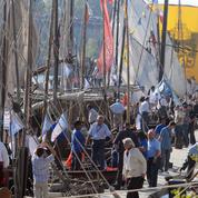 Au Festival de Loire, plus de 200 bateaux attendus pour la grande confluence des mariniers