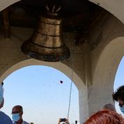 Quatre ans après la défaite de l'État islamique, une cloche d'église résonne de nouveau à Mossoul