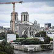 Notre-Dame de Paris : les travaux de sécurisation sont achevés, la restauration va pouvoir commencer