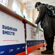 Législatives russes : la Commission électorale dénonce des cyberattaques de l'étranger