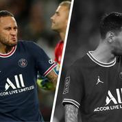 Tops/Flops PSG-Lyon : Neymar s'est révolté, Messi a gâché