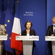 Florence Parly au Niger pour évoquer la réorganisation militaire française au Sahel