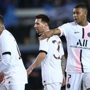 Ligue 1 : le PSG avec Messi, Neymar, Di Maria et Mbappé, visage offensif aussi pour Lyon