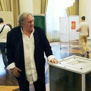 «Je fais mon devoir» : Gérard Depardieu a voté aux législatives russes