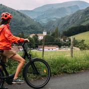 Du Béarn à la côte basque à vélo, cinq étapes escarpées par les routes perdues