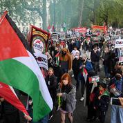 Royaume-Uni : quatre hommes inculpés pour insultes antisémites en marge de manifestations pro-palestiniennes