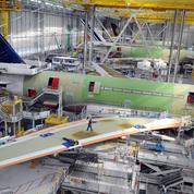 Airbus: une nouvelle filiale dédiée à l'assemblage des structures d'avions