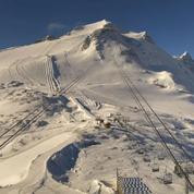 Ski : à 3 semaines de l'ouverture du glacier, Tignes prend son mal en patience