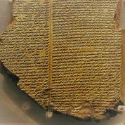 La tablette de Gilgamesh, joyau mésopotamien, sera rendue à l'Irak jeudi
