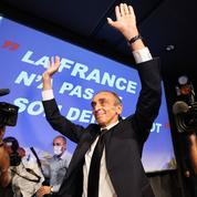 Présidentielle: Macron et Le Pen en tête, Zemmour à 11%, selon un sondage