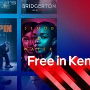 Netflix lance une offre gratuite au Kenya à la recherche de nouveaux utilisateurs
