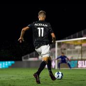 Foot : le rêve américain de Romeo Beckham (en vidéo)