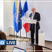 Crise des sous-marins : Jean-Yves Le Drian dénonce un «défaut de concertation»