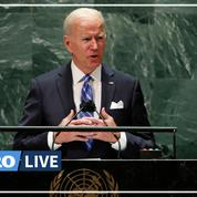À l'ONU, Joe Biden fait un geste pour le climat