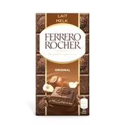 Ferrero Rocher veut croquer le marché des tablettes de chocolat