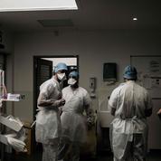 Covid-19 : 59 morts en 24 heures, 8414 malades hospitalisés