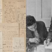 Des manuscrits d'Einstein sur la théorie de la relativité générale aux enchères à Paris en novembre