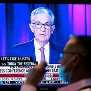 États-Unis: la Fed abaisse son estimation de croissance 2021 et relève celle de l'inflation