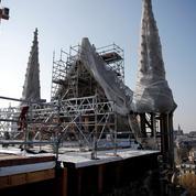 Au final, 840 millions d'euros de dons ont été collectés pour la reconstruction de Notre-Dame