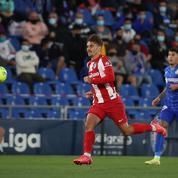 Décevant et remplacé : Griezmann n'y arrive toujours pas avec l'Atlético