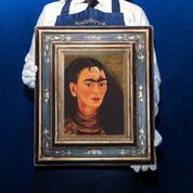 Frida Kahlo: Sotheby's espère un record d'enchères avec un autoportrait