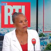 Covid-19 : Christiane Taubira refuse d'appeler à la vaccination en Guyane