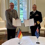 En pleine crise des sous-marins, l'Allemagne pose les bases d'un partenariat spatial militaire avec l'Australie