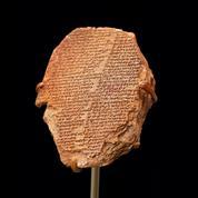 La «tablette de Gilgamesh», joyau mésopotamien, restituée à l'Irak