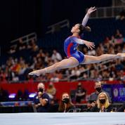 Aux États-Unis, une championne olympique de Tokyo dans l'émission Danse avec les stars
