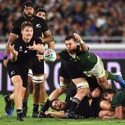 Rugby Championship : All Blacks-Springboks, choc centenaire