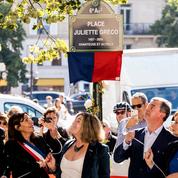 La place Juliette Gréco inaugurée à Saint-Germain-des-Prés
