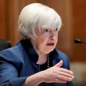 Fiscalité mondiale minimum: l'Irlande ne doit pas manquer «une opportunité unique» (Yellen)
