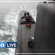 Sous-marins australiens : la sortie de crise prendra du «temps» et requiert des «actes», estime Le Drian