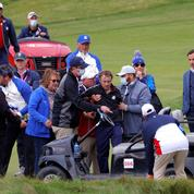 Tom Felton, alias Draco Malfoy dans Harry Potter, évacué d'un tournoi de golf en urgence