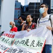 Hongkong: le groupe qui organisait les veillées à la mémoire de Tiananmen se saborde