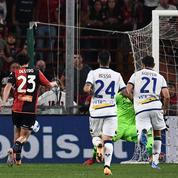 Série A : match nul spectaculaire entre le Genoa et Hellas Vérone