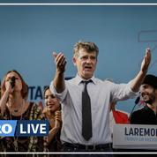 Présidentielle: Arnaud Montebourg tend la main au «peuple de gauche»