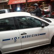 La grève de SOS Médecins, très suivie, interrompue par des réquisitions