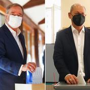 Élections en Allemagne : bras de fer pour la chancellerie